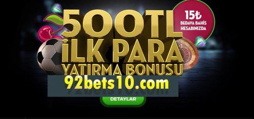 Bets10 Giriş Adresi 92bets10.com