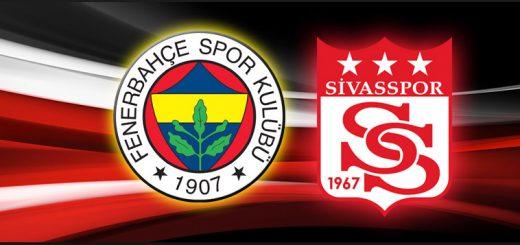 Fenerbahçe - Sivasspor Banko Bahis Tahmini 19.11.2017